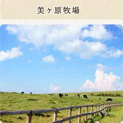美ヶ原牧場